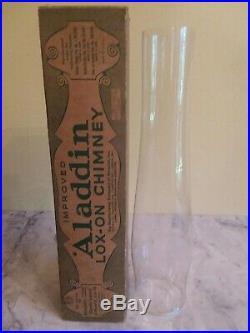 Aladdin Venetian Lamp Style 99 (1932-1933) Oil Lamp Kerosene Lamp