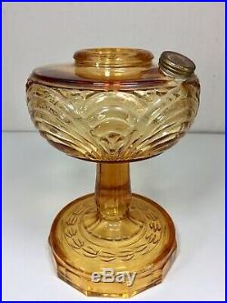 Aladdin Washington Drape Amber Lamp Oil / Kerosene