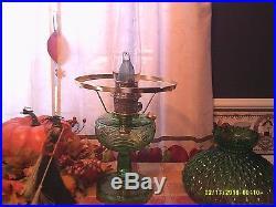 Aladdin Washington Drape Kerosene Lamp