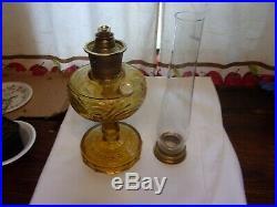 Aladdin Washington Drape Kerosene Lamp 1939