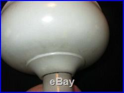 Aladdin White Venetian Oil Lampa Burner