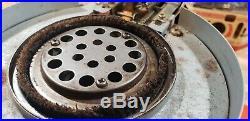 Aladdin Young II Vintage Kerosene Oil Paraffin Space Heater Lamp Stove Japan