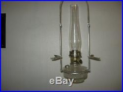 Aladdin lamp Glass Font Kerosene oil Lamp