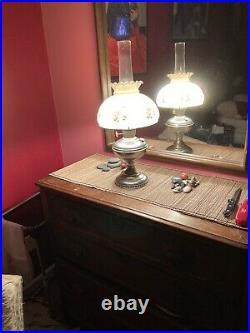 Aladdin lamp model 6
