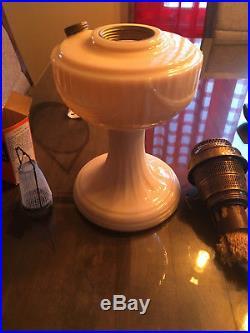Aladdin lamps short lincoln drape