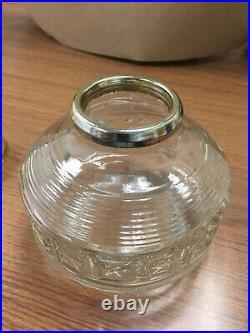 Aladdin oil kerosene lamp