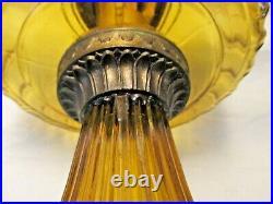 Aladdinamber Corinthian Oil Lamp
