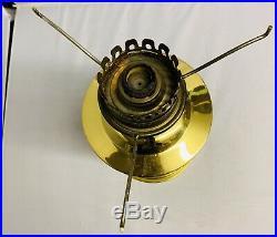 Alladin Model 23 Brass Kerosene Lamp Burner Lamp