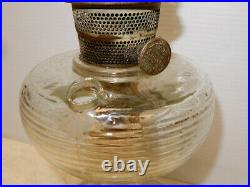 Antique Aladdin Beehive Kerosene Lamp