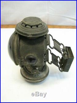 Antique Aladdin Bicycle Lamp Driving Kerosene Light Coach Buggy Lantern