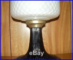 Antique Aladdin Kerosene Oil Lamp B-90 Quilt 1937
