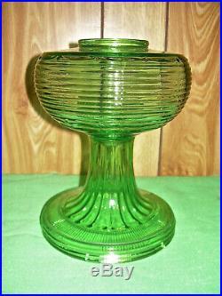 Antique Aladdin Kerosene Oil Lamp Model B-81 Beehive (1938)
