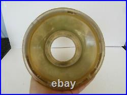 Antique Aladdin Model 12 Variegated Vase / Kerosene Lamp