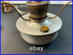 Antique Aladdin Model 21C Train Railroad / Caboose kerosene lantern lamp bracket