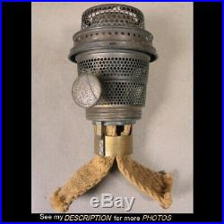 Antique Aladdin Model B Kerosene Oil Lamp Burner Chicago