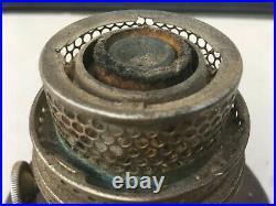 Antique Aladdin bakelite oil kerosene lamp