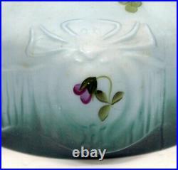 Antique Hand Painted Aladdin 10 Oil Kerosene Lamp Shade