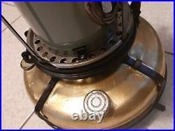 Antique Rare Aladdin Blue Flame Kerosene Space Heater No H2201 England