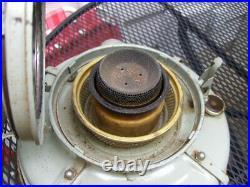 Antique Rare Aladdin Blue Flame Kerosene Space Heater No. H2201, England