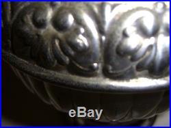 Antique Vintage Non-aladdin Size 0 Tiny Juno Oil Kerosene Lamp & Chimney Part