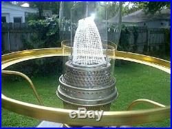 Antique/vintage Aladdin Kerosene Lamp