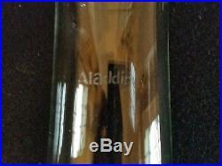 B75 Alacite Tall Lincoln Drape Aladdin Kerosene Oil Lamp Complete, Original