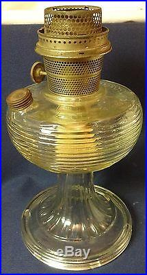 Beehive Crystal Kerosene Lamp Aladdin Mantle Lamp Company