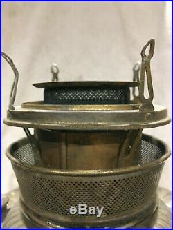 Edward Miller Juno Store Lamp Oil Lamp Mammoth Hanging Lamp Aladdin Kerosene