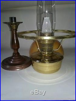Extremely Rare Aladdin Model-B Convertible Lamp