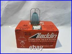 Full Box 12 Aladdin Loxon Mantles R150 Lox-on Mantle Paraffin Lamp 23