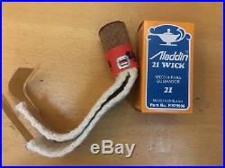 Genuine Aladdin Lamp Wick P979906 1 Model 21 Burner Paraffin Kerosene