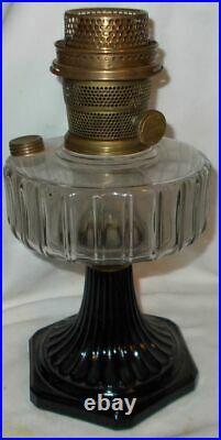 Kerosene Oil Aladdin Corinthian Table Lamp
