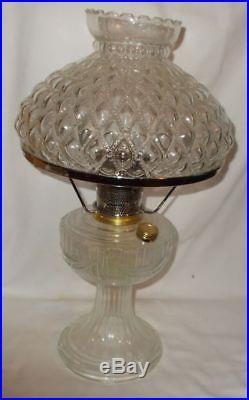 Kerosene Oil Aladdin Lamp 1997 Lincoln Drape