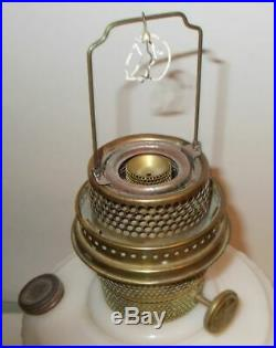 Kerosene Oil Aladdin Lincoln Drape Alacite Table Lamp Original