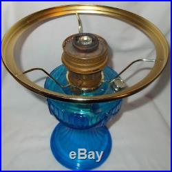 Kerosene Oil Aladdin lamp New Lincoln Drape Dated 1990