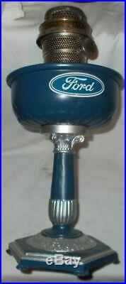Kerosene Oil Aladdin table lamp Ford