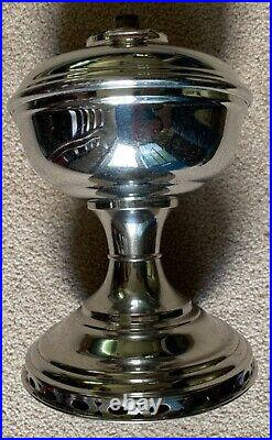 LOOK! REALLY NICE! MODEL 11 ALADDIN LAMP WithFLAME SPREADER & WICK