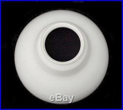 Lamp Shade White Bell 12 in for BH Aladdin 5 & 6 Hanging Lamp Kerosene Oil Glass
