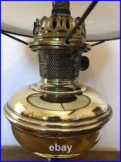 Large Aladdin Mantle Oil / Kerosene Lamp model no 11 Converted to Electric