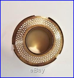 Lot of 2 Aladdin Mantle Lamp Nu-Type Model B Vintage Kerosene
