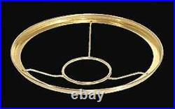 NEW Aladdin Lamp Style 10 Brass Gallery Mount Model B Style Shade Ring Support