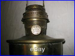 NICE 1935-1936 ORIGINAL CONDITION Aladdin Orientale Kerosene Table Lamp Light