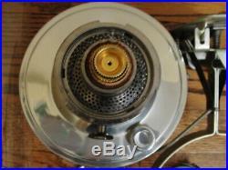 New Vintage Aladdin Railroad Caboose Model 23 Kerosene Oil Lamp Wall Bracket