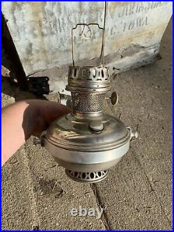 Nice Vintage ALADDIN Caboose Wall Bracket Lamp Model 11