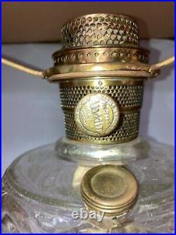 Nu-Type Aladdin Model A 1932/1933 / COLONIAL KEROSENE STAND Mantle Lamp Co
