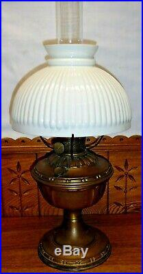 Old Worn Aladdin #7 Kerosene Lamp Burner Isn't Complete