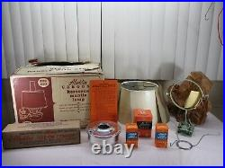 RARE Aladdin North Western Rail Road 23000 Caboose Kerosene Mantle Lamp NOS NIB