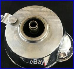 Rare Funck-Heap American Lighthouse Oil Kerosene Light Lamp Aladdin Model 12