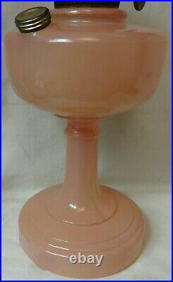 Simplicity Rose Kerosene Lamp Aladdin Mantle Lamp Company