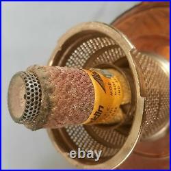 Unused Aladdin Lincoln Drape Kerosene Lamp Model C Burner withCloth Shade